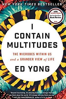 Ed Yong - I contain multitudes