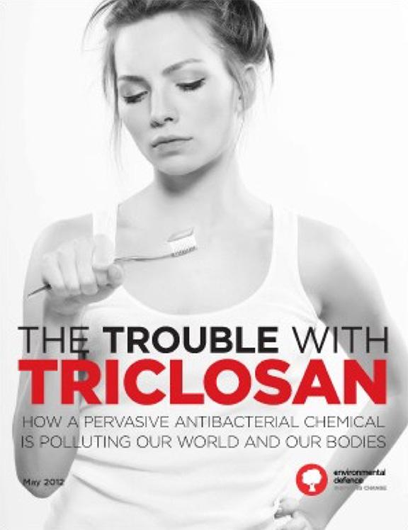 トリクロサンの問題