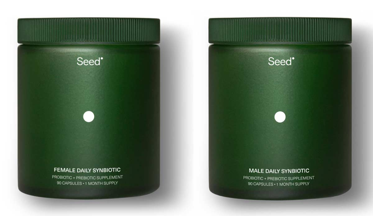 Seed – female a male synbiotic