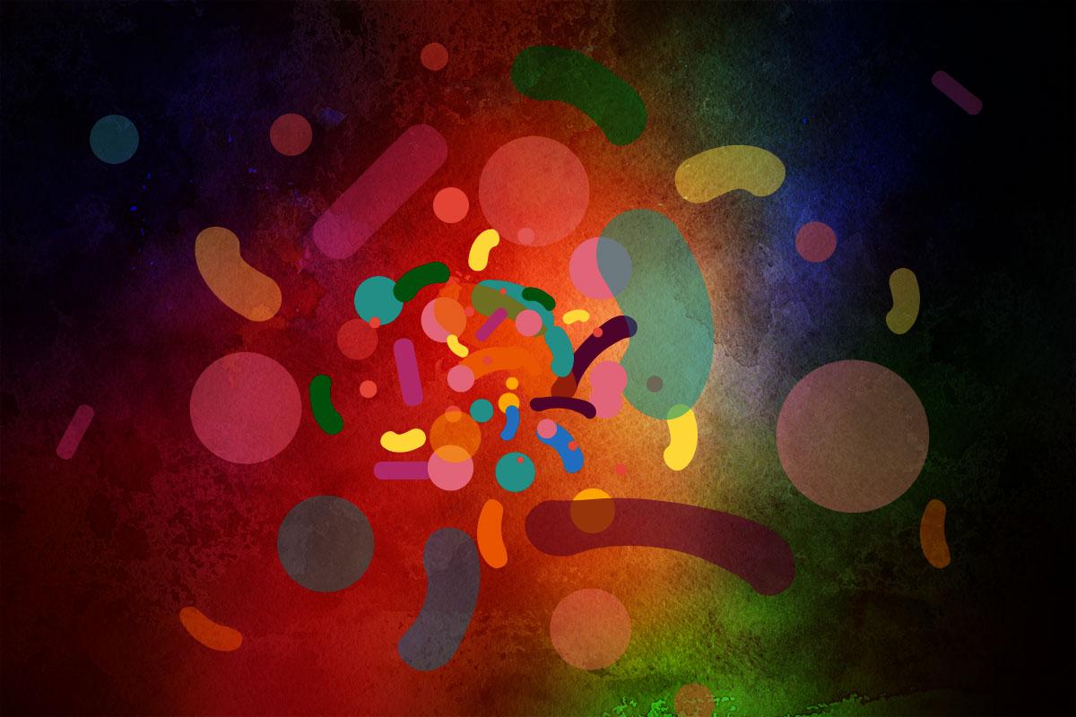 マイクロバイオームの多様性