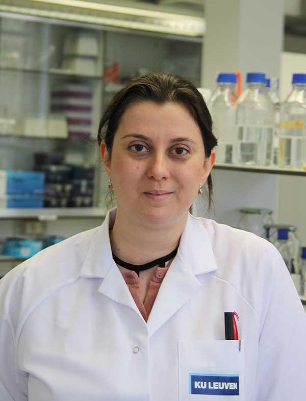 マリア・ペトロヴァ博士
