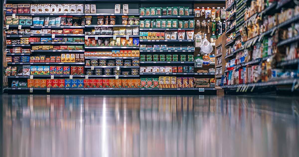 P加工食品はマイクロバイオームを傷つけます。